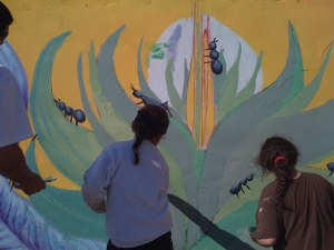 Painting Maguey